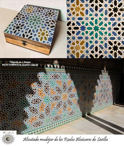 Caja Alcázar de Sevilla